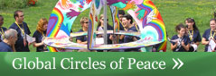 Circles of Peace Sculpture, ARK IV in Minneapolis, 2007